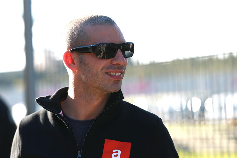 Marco Melandri vuelve a MotoGP con Aprilia