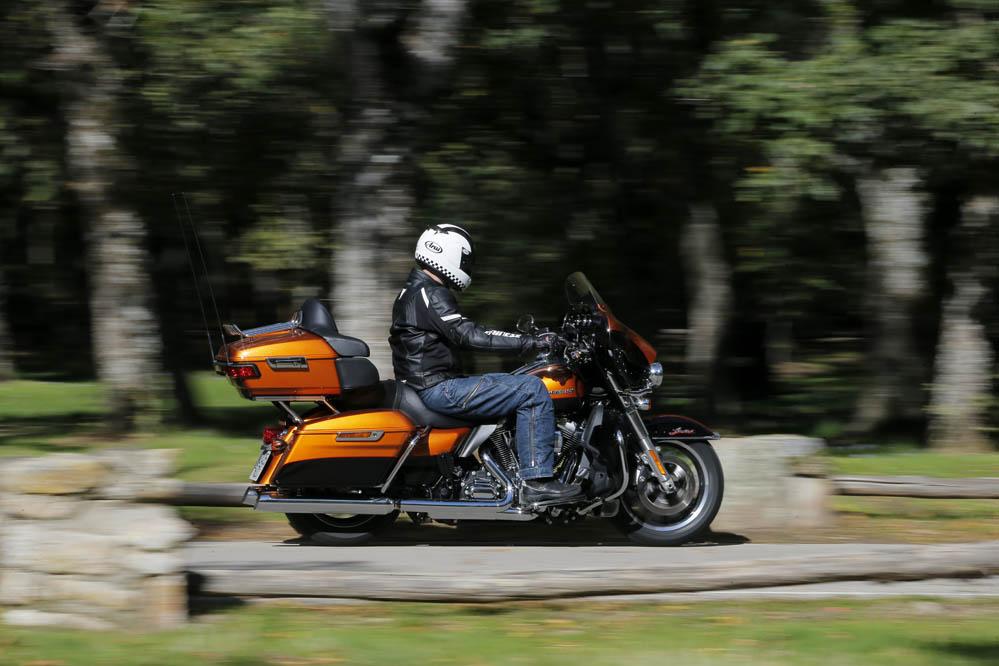 Prueba Harley-Davidson Electra Glide Ultra Limited Low