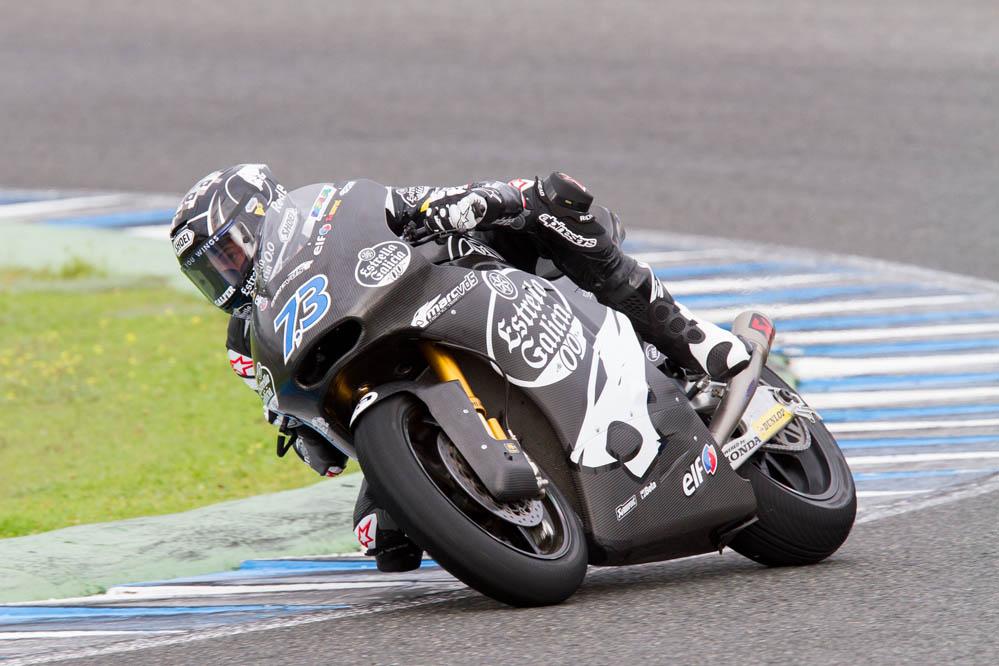 Moto2 y Moto3 inician la pretemporada en Jerez
