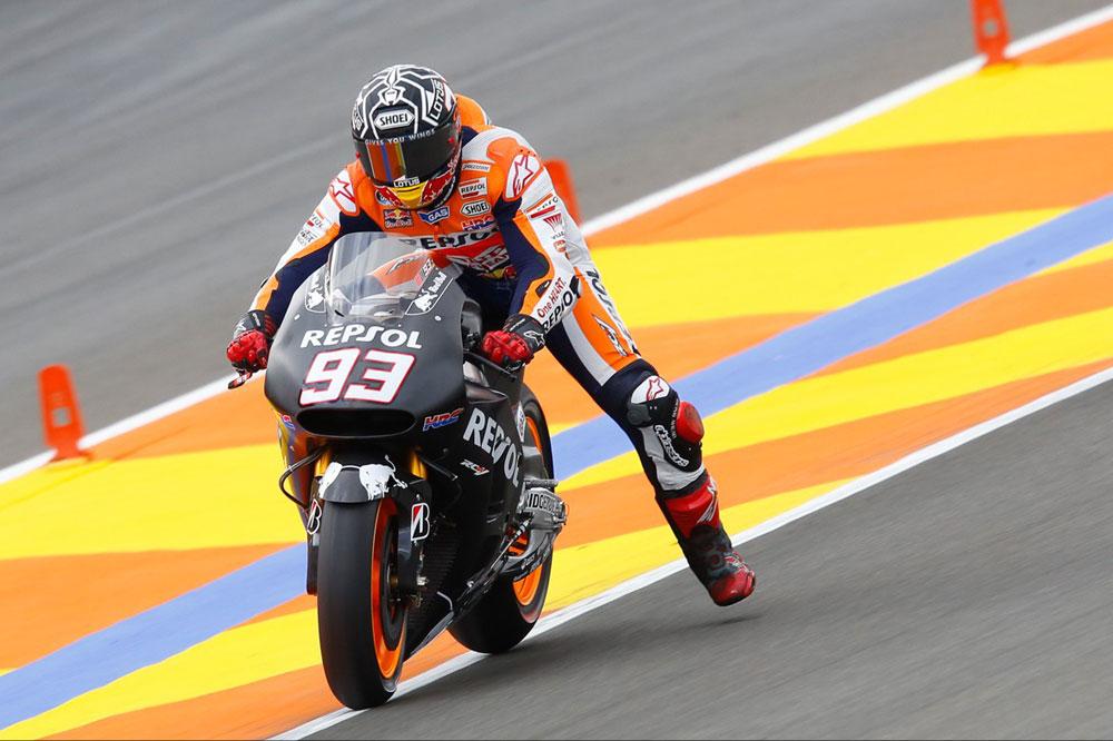 Ni a Pedrosa ni a Márquez les convence la Honda de 2015
