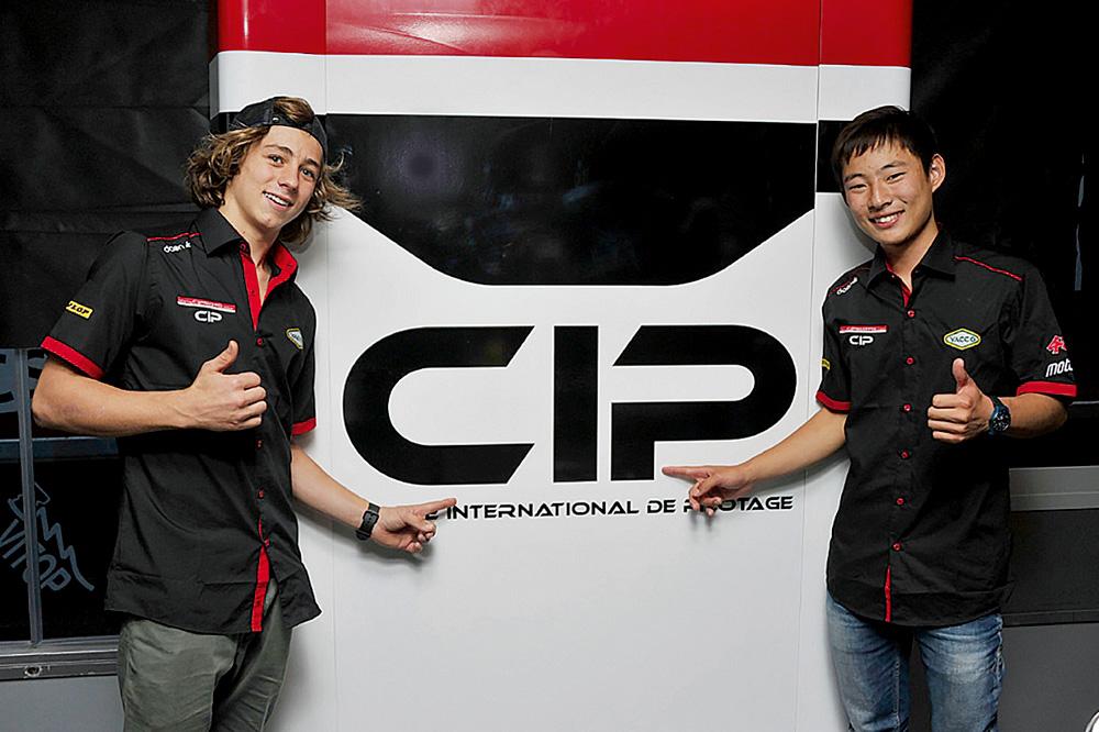 Remy Gardner nuevo piloto del equipo CIP