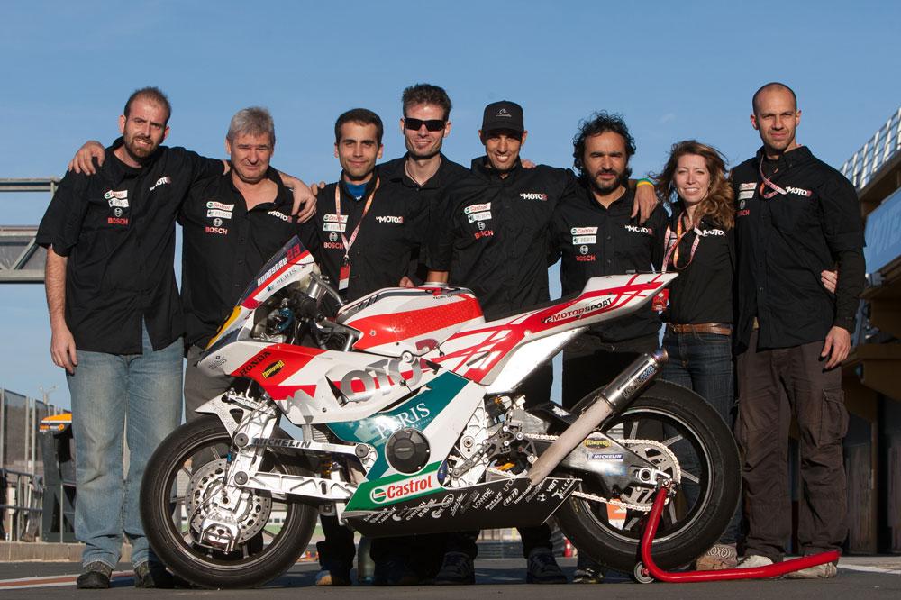 Despedida de La Moto2 con sabor a victoria