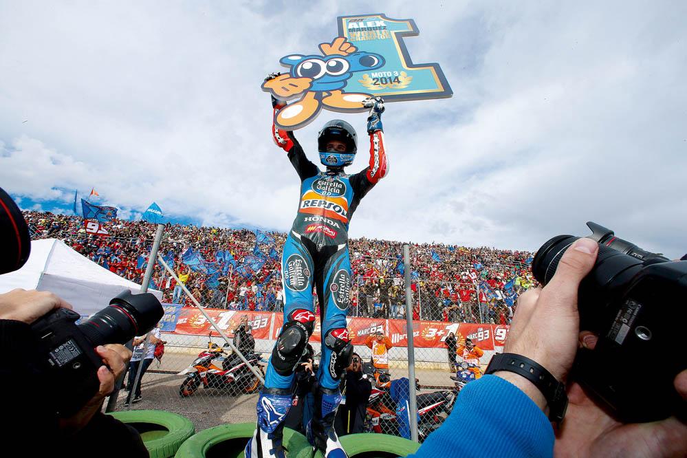 Álex Márquez: De Marc he aprendido a siempre querer mejorar, tener la ambición a tope