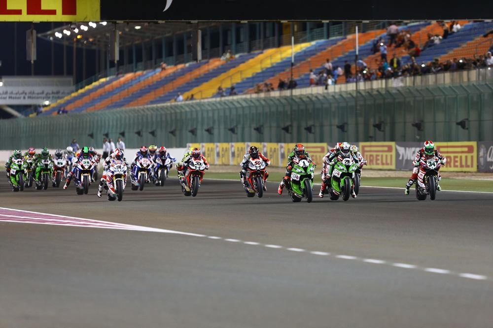 Calendario Campeonato del Mundo de Superbike 2015