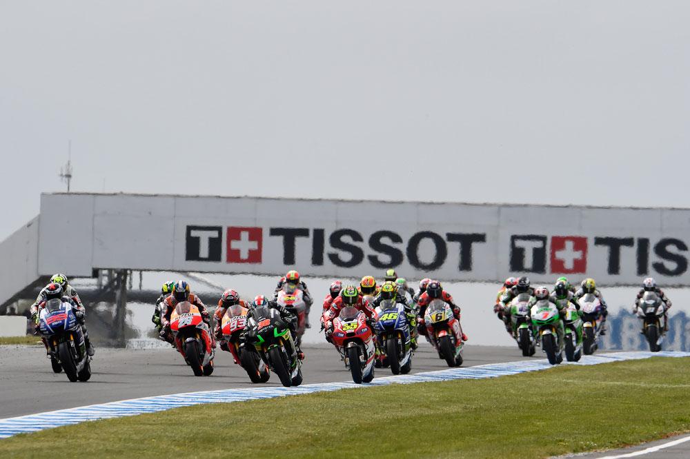 Los datos más curiosos de la temporada 2014 de MotoGP