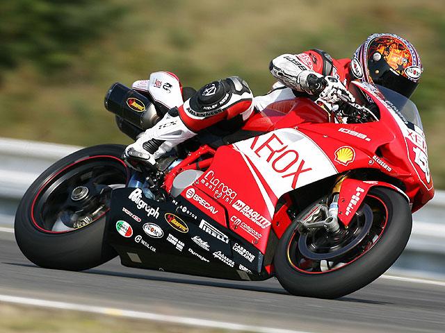 1200 cc también en el BSB