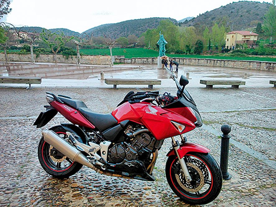 Segunda mano: Honda CBF600S