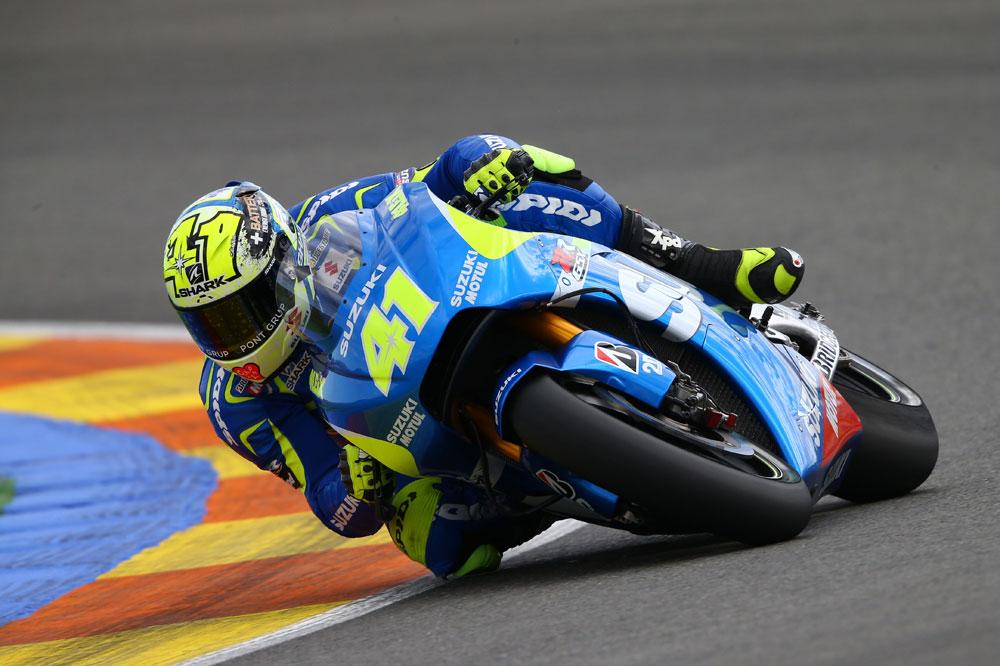 Entrenamientos conjuntos de SBK y MotoGP en Jerez