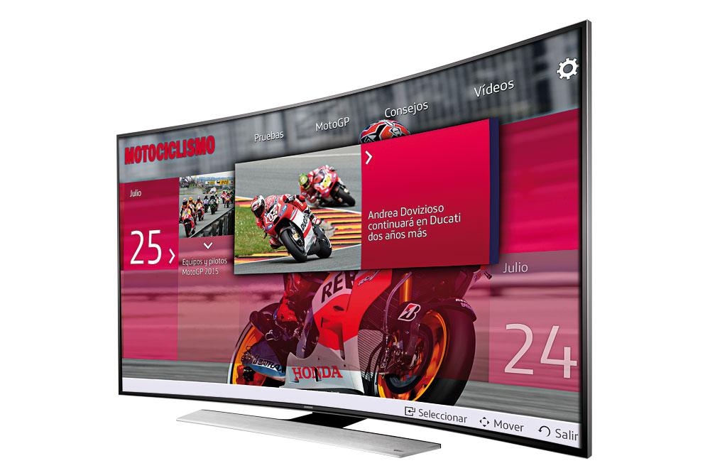 Motociclismo y Autopista ahora en Smart TV