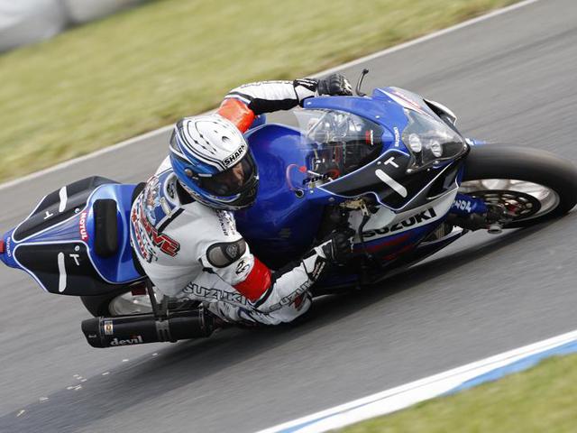 Sobrada victoria para Suzuki