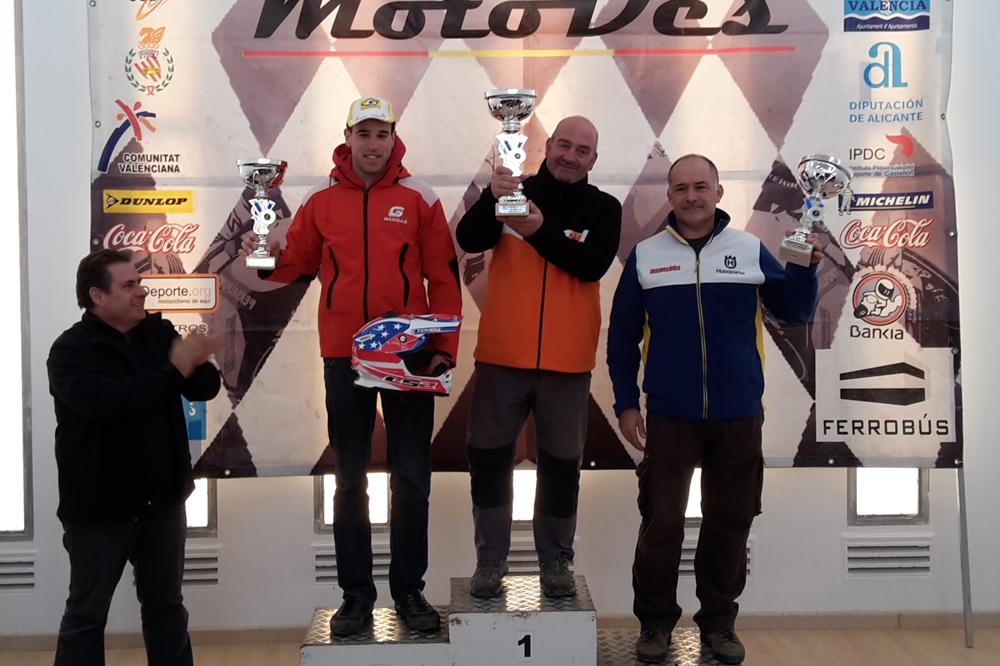 Armand Monleón y Gerardo Vichich, campeones de España de Rally TT