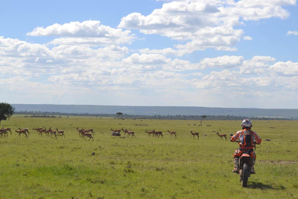 Rutas del mundo: Kenia