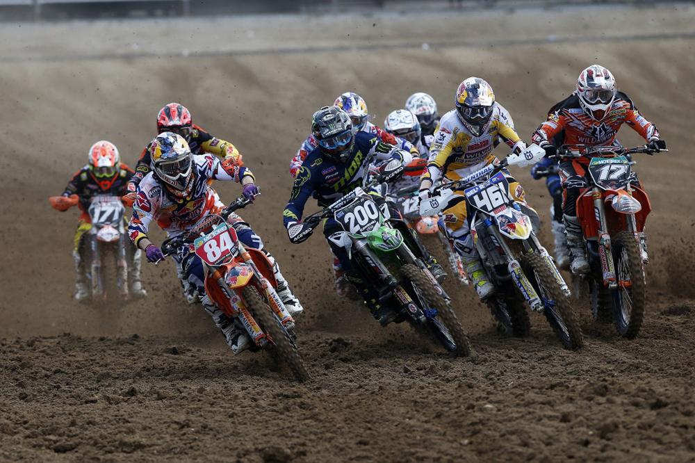 Calendario Campeonato del Mundo de Motocross 2015