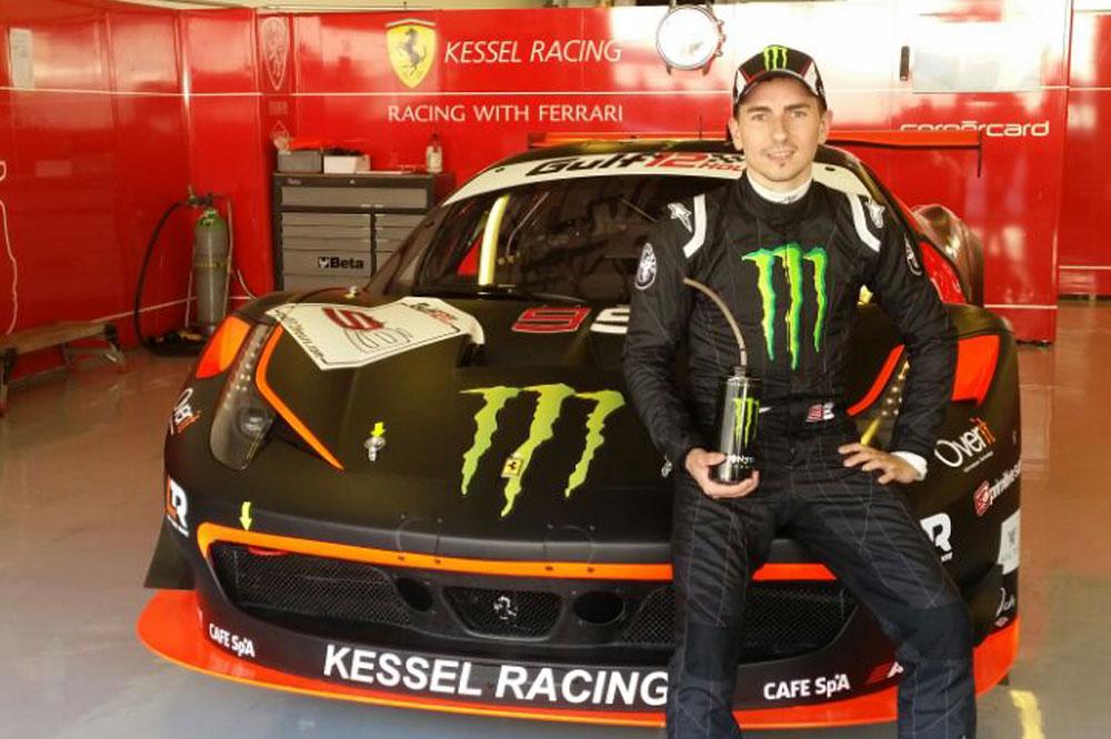 Jorge Lorenzo participará en las 12 horas de Abu Dhabi