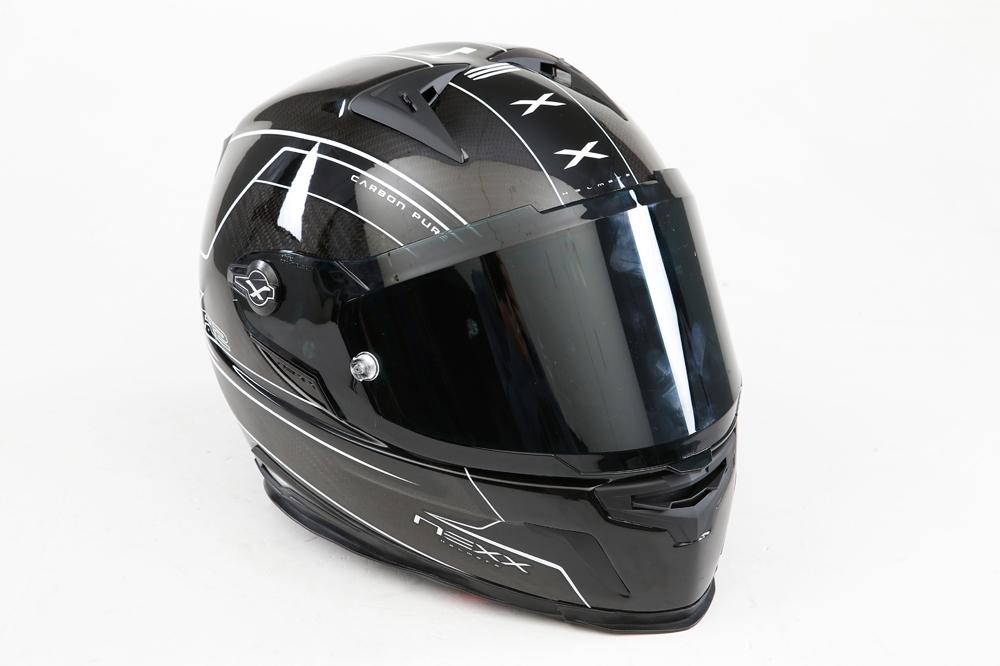 Casco deportivo Nexx Carbon Pure
