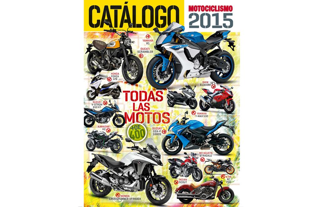 Motociclismo y Motocatálogo 2015