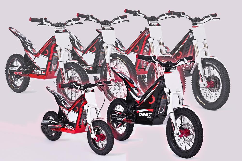Gama motos Oset 2015