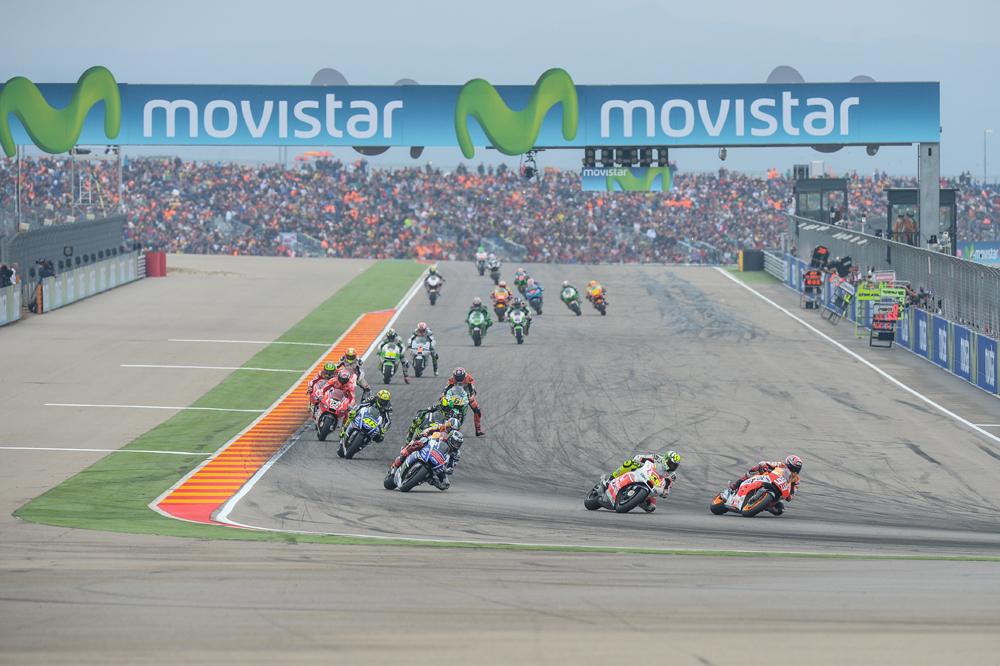 Tickets regalo canjeable de entradas de Superbike y MotoGP en MotorLand