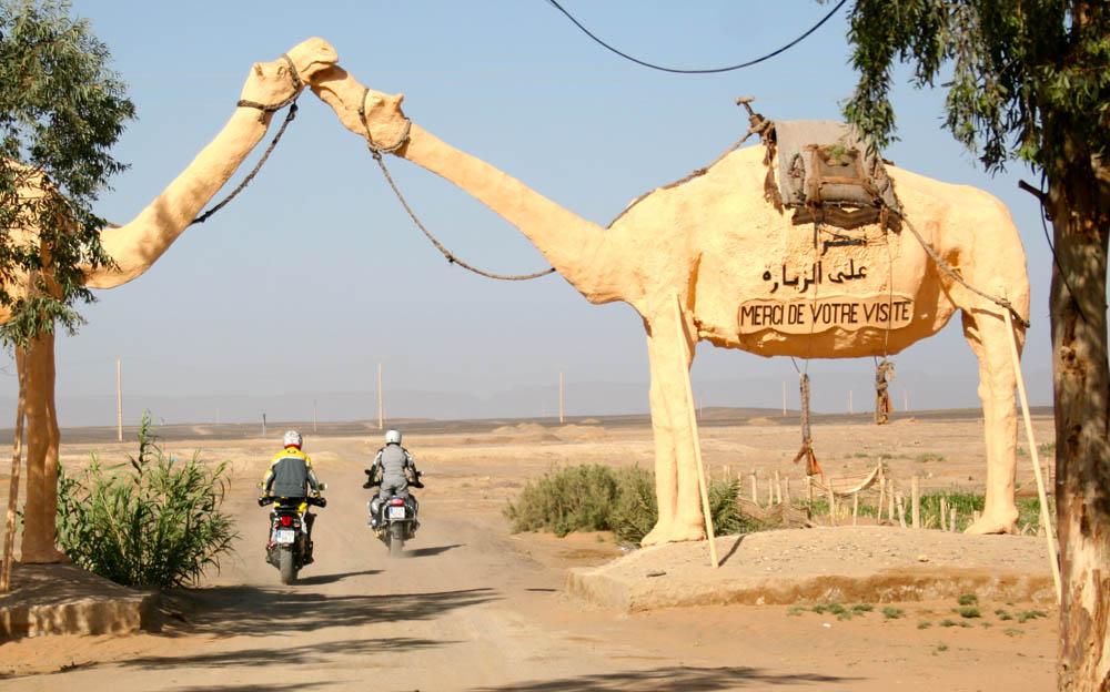 Rutas del mundo: Marruecos