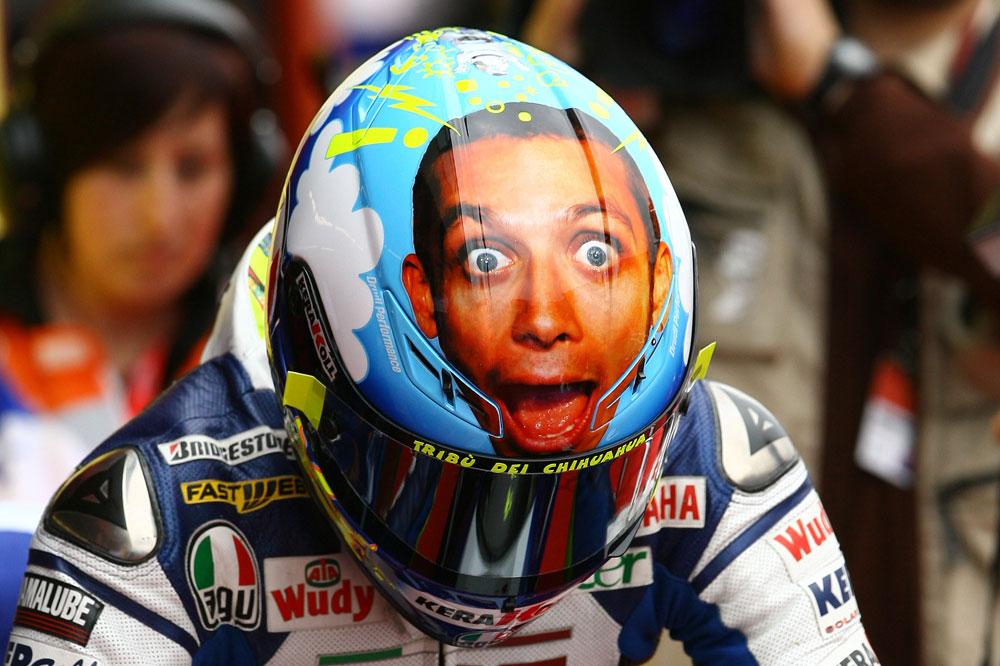 Los 27 mejores cascos especiales de MotoGP