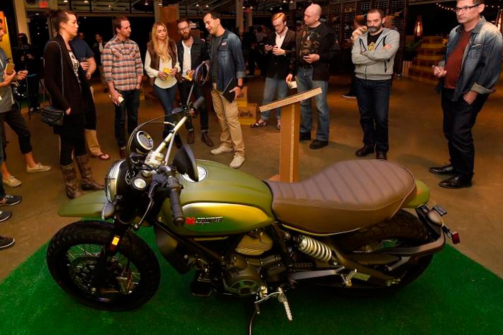 Ducati te invita a ver la nueva Scrambler