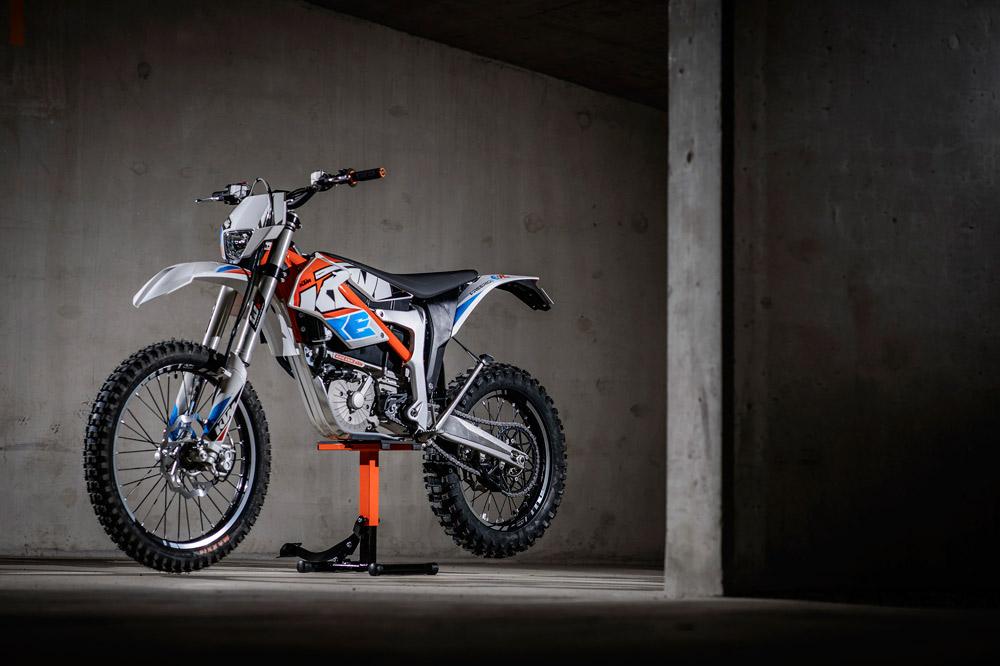 Moto Verde del año 2014: participa y gana una KTM Freeride E-XC