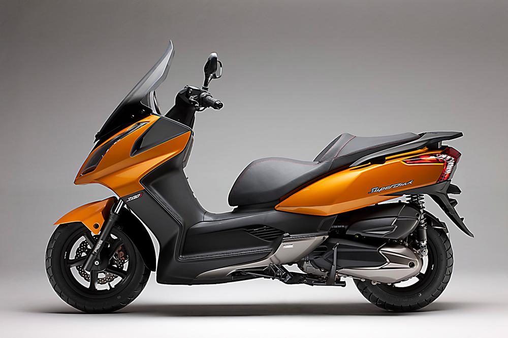 Los 12 scooters más vendidos en 2014