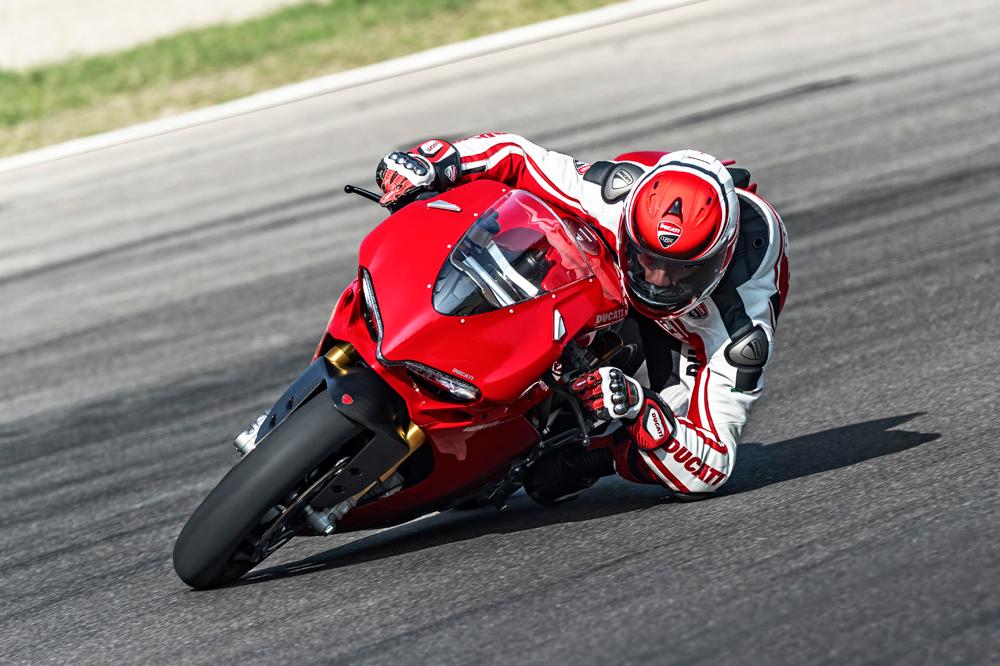 La Ducati 1299 Panigale bate récords en Mugello