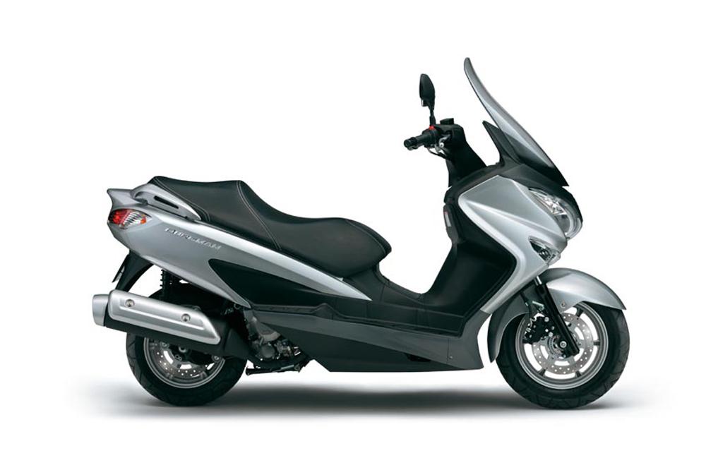 Promoción financiación Suzuki Burgman 125/200