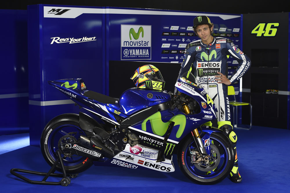 Valentino Rossi: Hay posibilidades de conseguir el décimo título