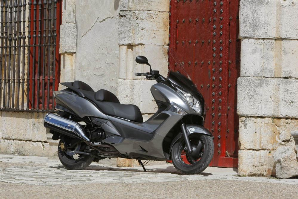 Segunda mano: Honda Silver Wing 600
