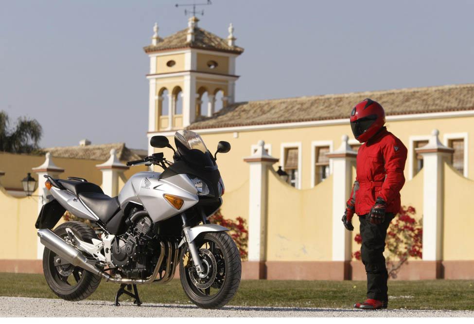 Segunda mano: Honda CBF 600 S