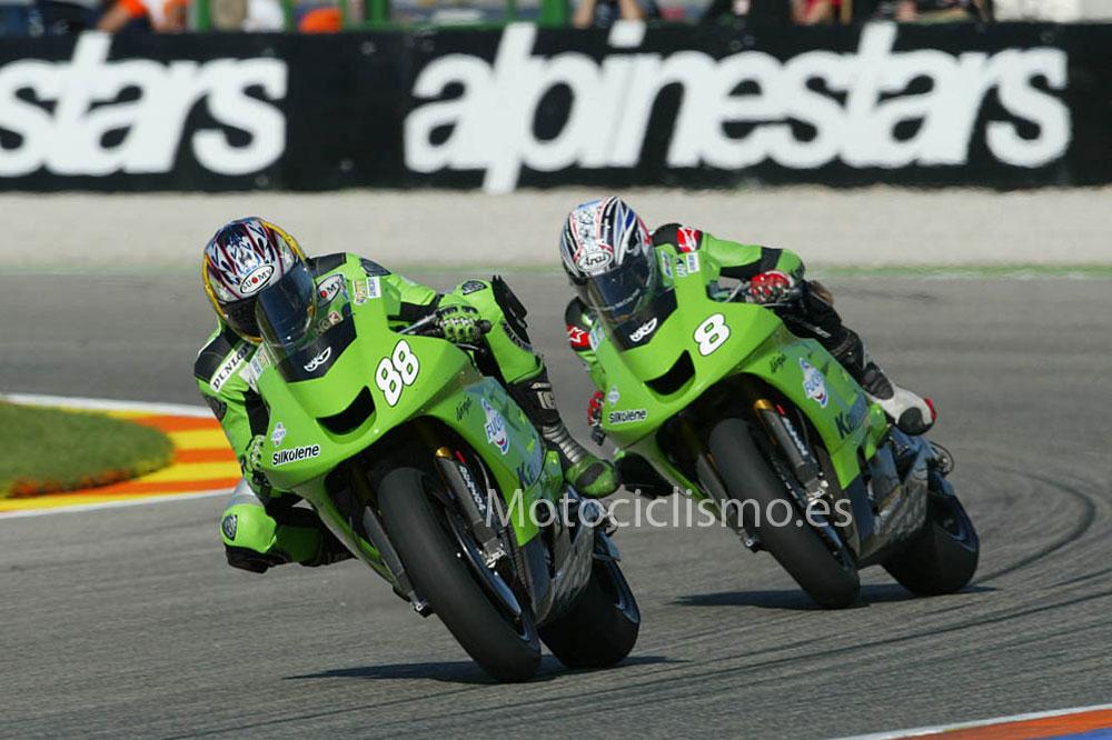 La historia de Kawasaki en MotoGP