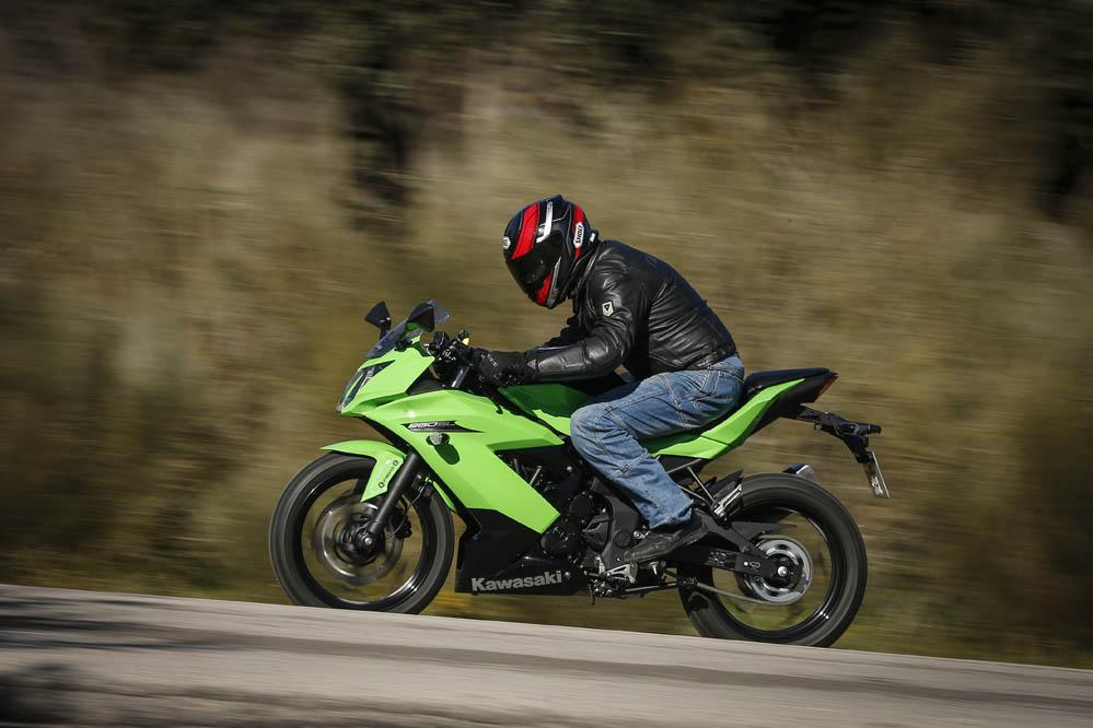 Kawasaki Ninja 250SL. Prueba