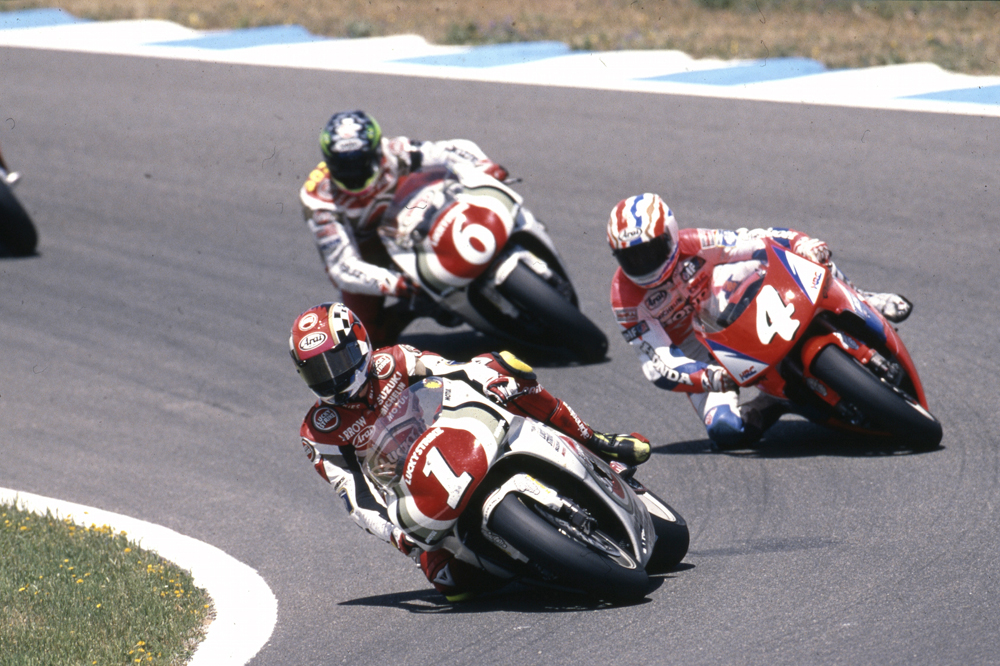 Kevin Schwantz confirmado para el World GP Bike Legends