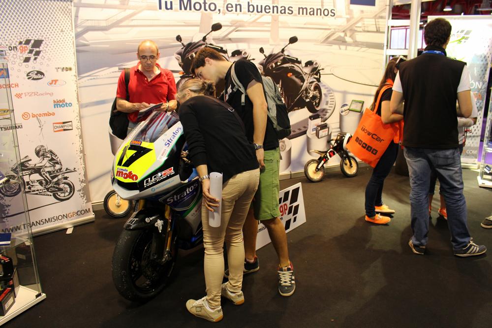 MotoMadrid 2015 incorpora la jornada profesional