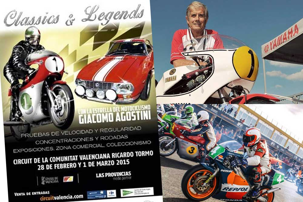 Classic & Legends Valencia: ¡te invitamos!