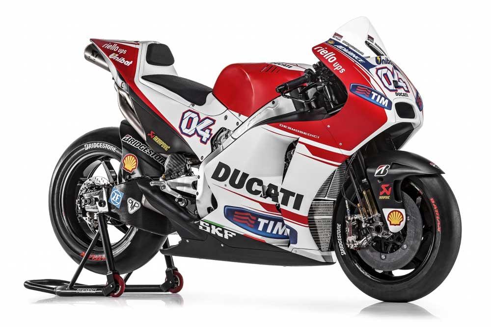 Ducati Desmosedici GP15 MotoGP