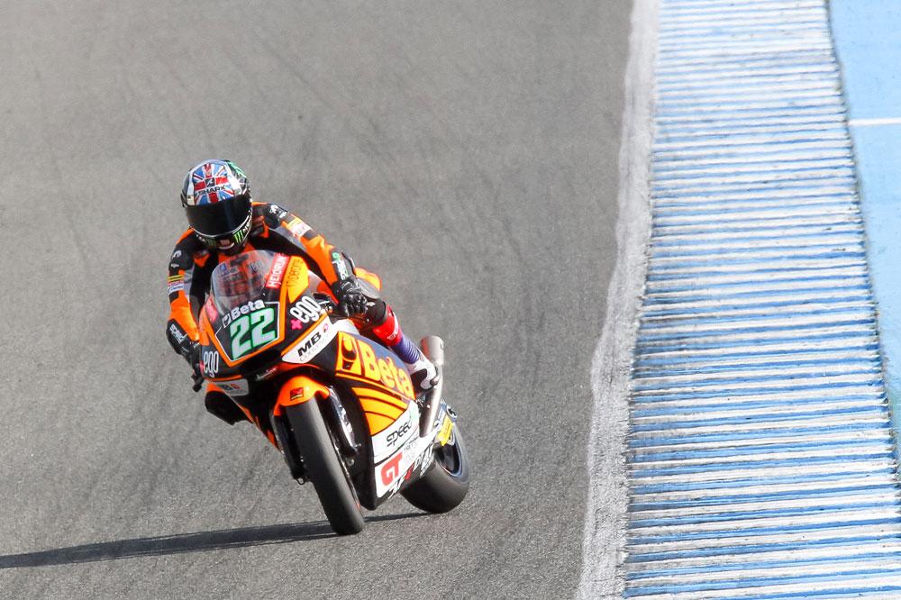 Quartararo y Lowes encabezan la segunda jornada de test en Jerez