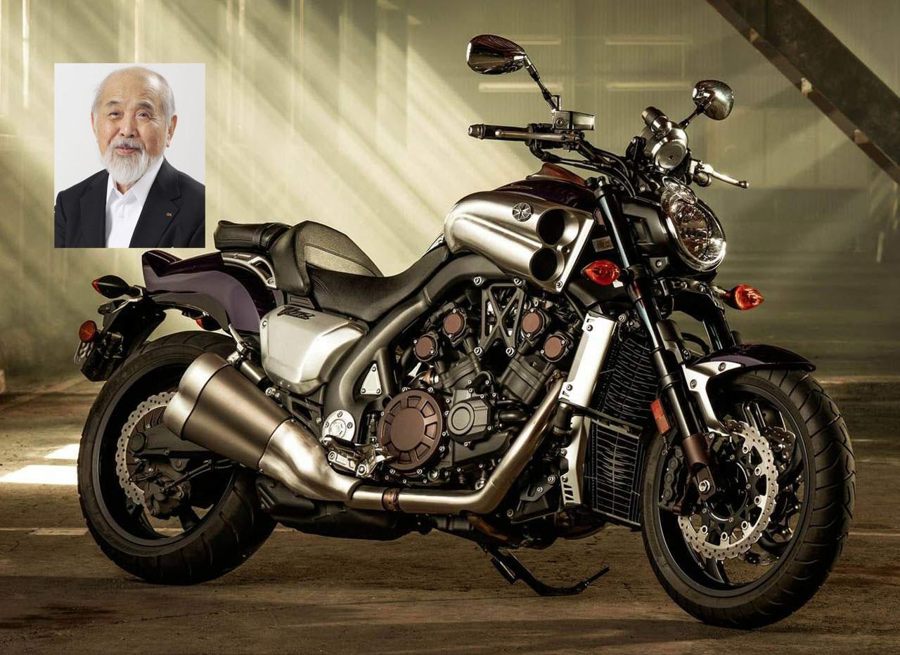Fallece Kenji Ekuan, diseñador de la Yamaha V-Max