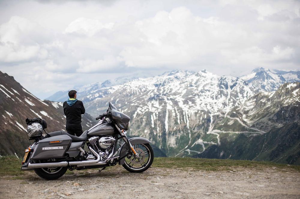 Harley-Davidson ofrece el trabajo de tu vida