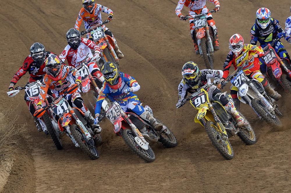 Cancelada la prueba de Brasil del Mundial de Motocross