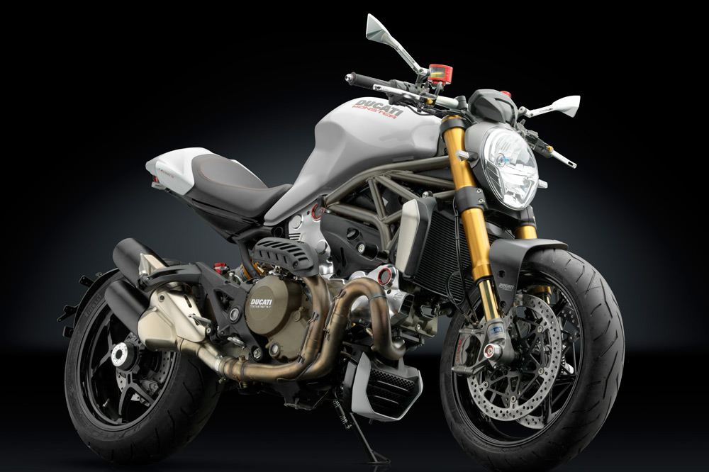 Accesorios Rizoma para la Ducati Monster