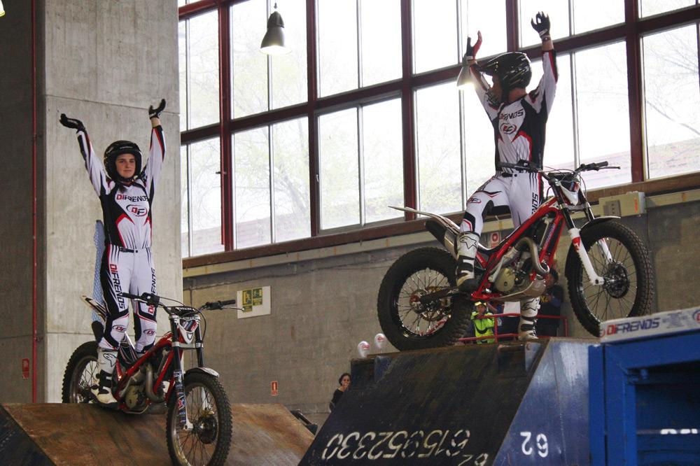 La Comisión Femenina de Motociclismo estará en MotoMadrid 2015