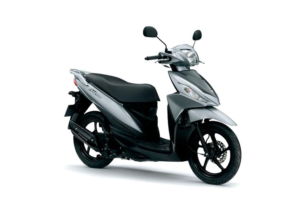 Suzuki sortea un Suzuki Address en MotoMadrid 2015