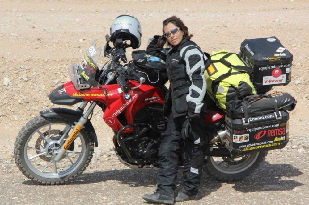 De ruta con Alicia Sornosa