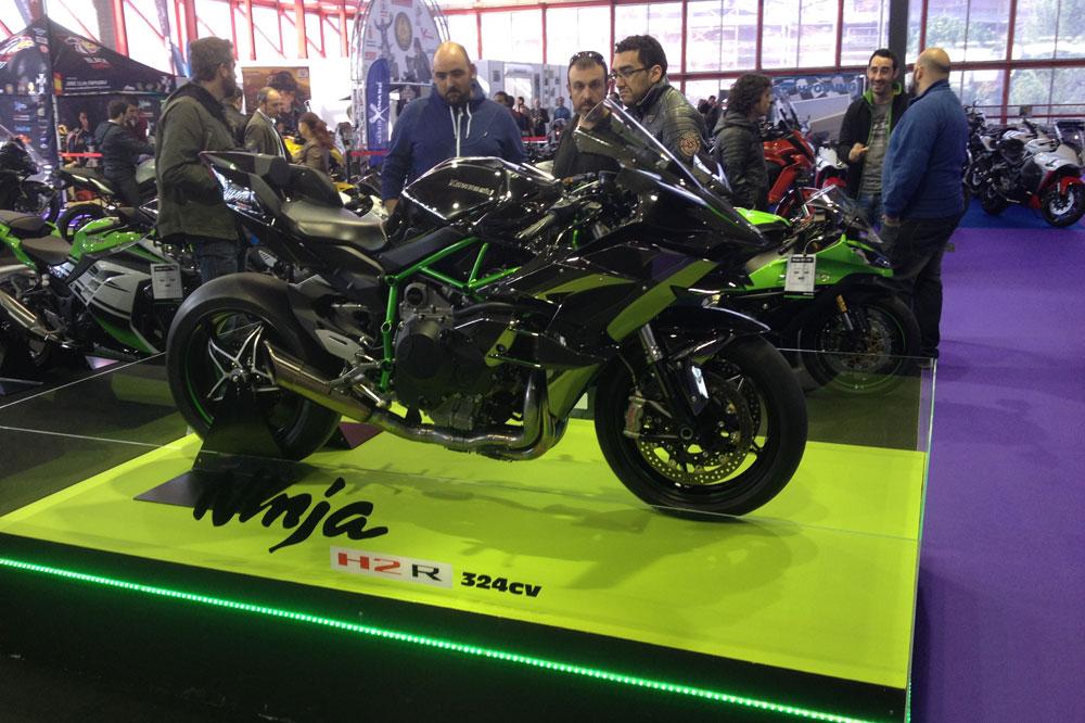 Arranca MotoMadrid 2015