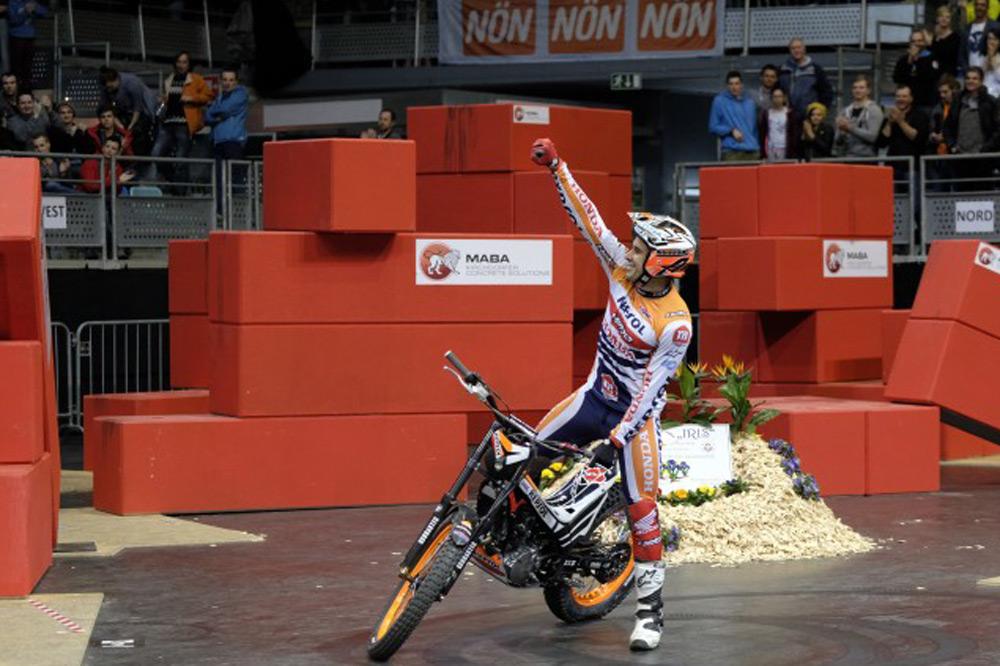 Toni Bou conquista su noveno título mundial de X-Trial