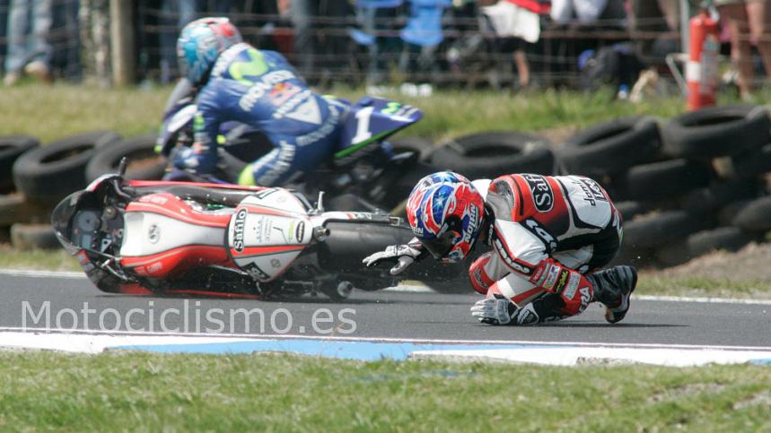 Pedrosa vs Stoner: duelo por el título de 250cc