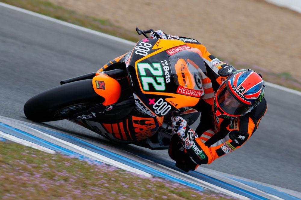 Navarro y Lowes, los más rápidos en Jerez